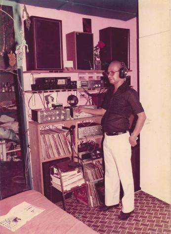 Resultado de imagem para José de Sá (J. Sá / Zé de Sá /José Carmo de Sá), O Comendador do Rádio de arapiraca