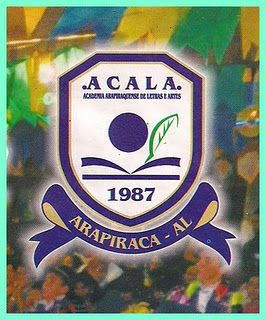 Resultado de imagem para ACALA Academia Arapiraquense de Letras e Artes